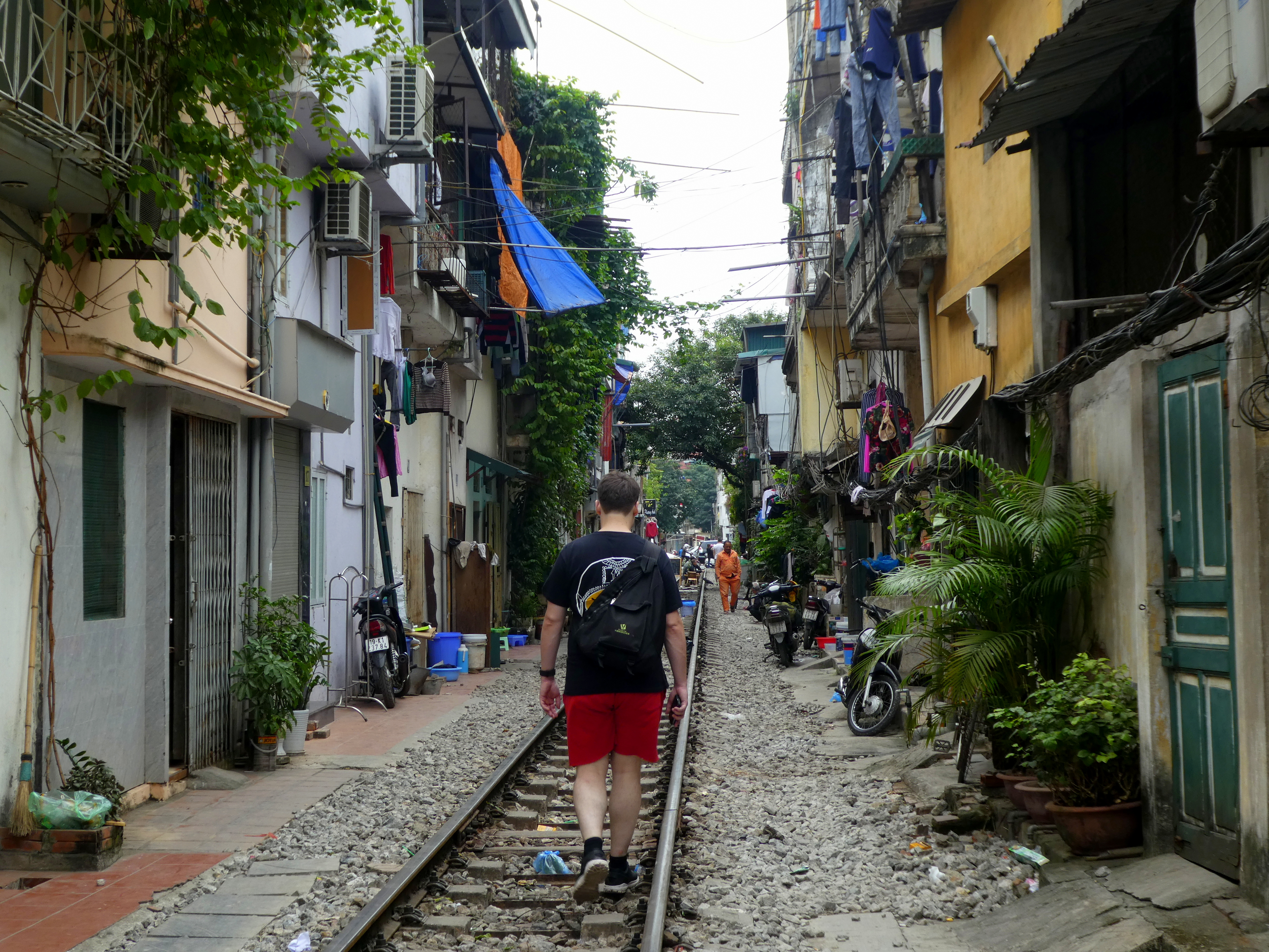A Nightmare Journey and Amazing Food Tour in Hanoi.